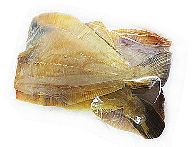 Камбала вяленая жировая